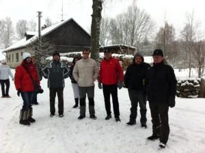 organizační výbor Šumavské třicítky